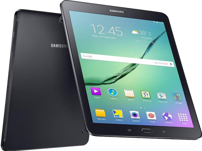 Galaxy Tab S2 - Black - Klar