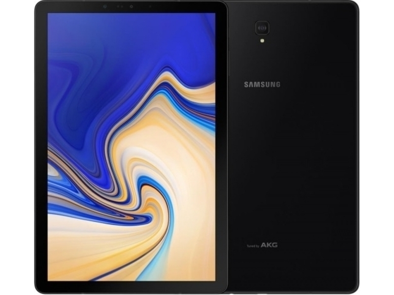 Galaxy Tab S4 10.5 - Black - Klar