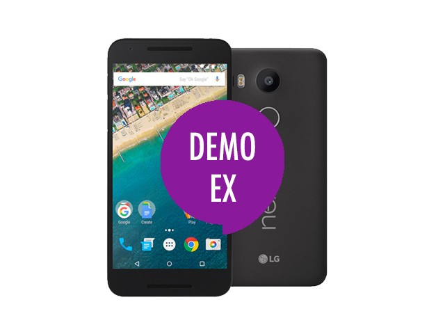 LG Google Nexus 5X H791 32GB DEMOEX