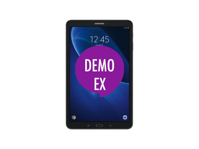 Samsung Galaxy Tab A 2016 16GB T580 DEMOEX