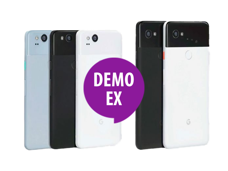 Google Pixel 2 XL 64GB DEMOEX
