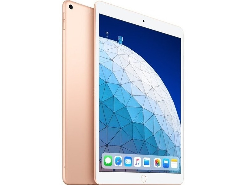 iPad Air 64GB 4G (3rd gen) - Gold - Klar
