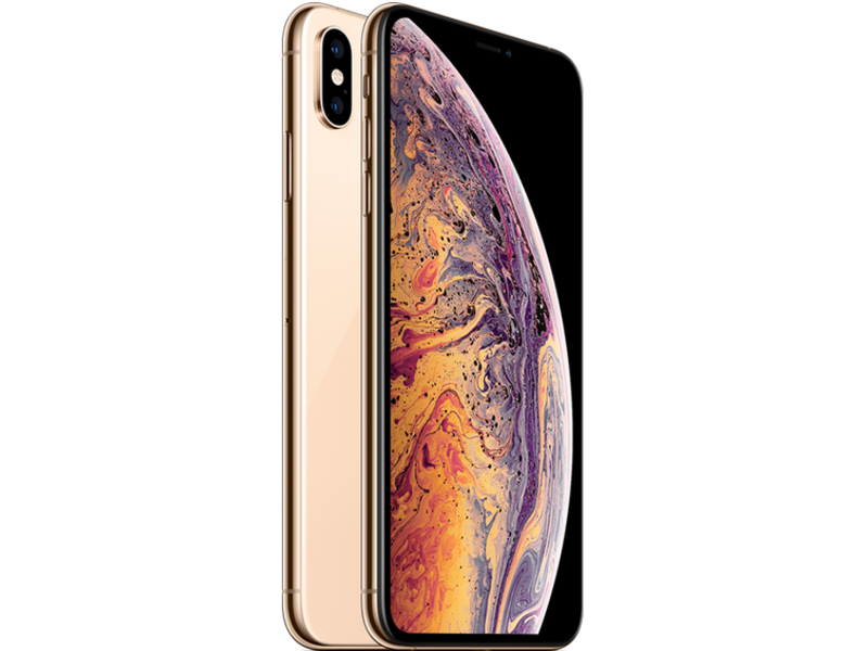 iPhone-XS-Max-Gold-Klar