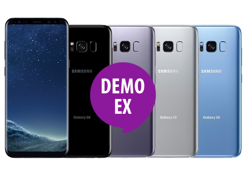 Samsung Galaxy S8 Plus G955 64GB DEMOEX